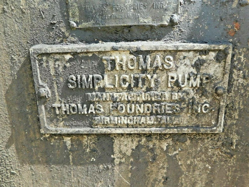 Image THOMAS SIMPLICITY P40ND Direct Drive Dredge Pump 1576033