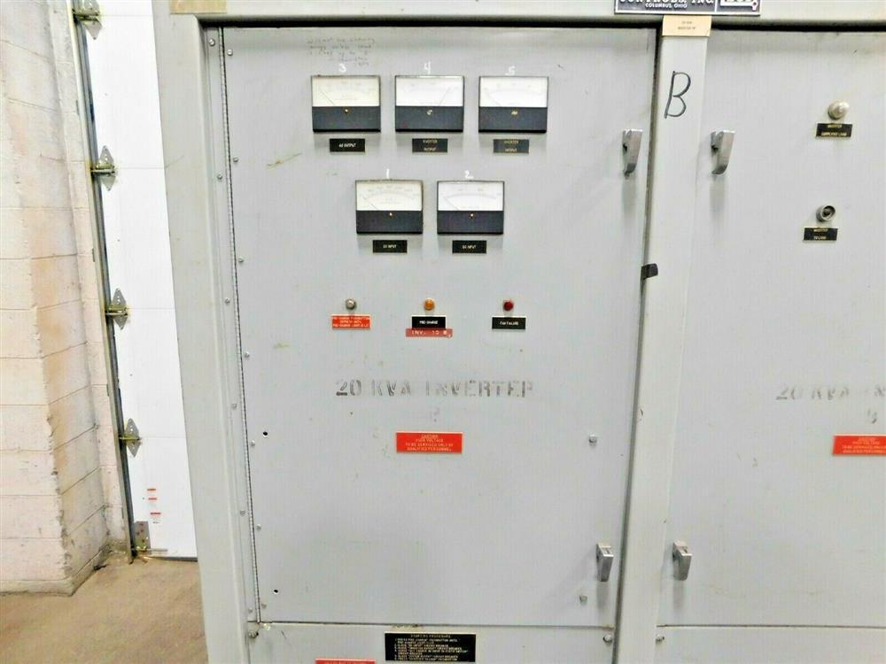 Image 20kVA SLI Power Inverter 1576051