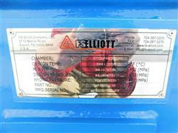 Image 600 HP FS ELLIOTT POLARIS P500-600 Compressor 1576068