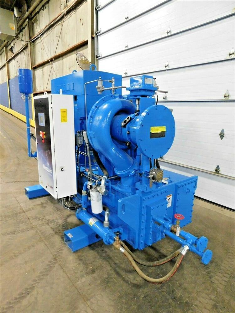 Image 600 HP FS ELLIOTT POLARIS P500-600 Compressor 1576072
