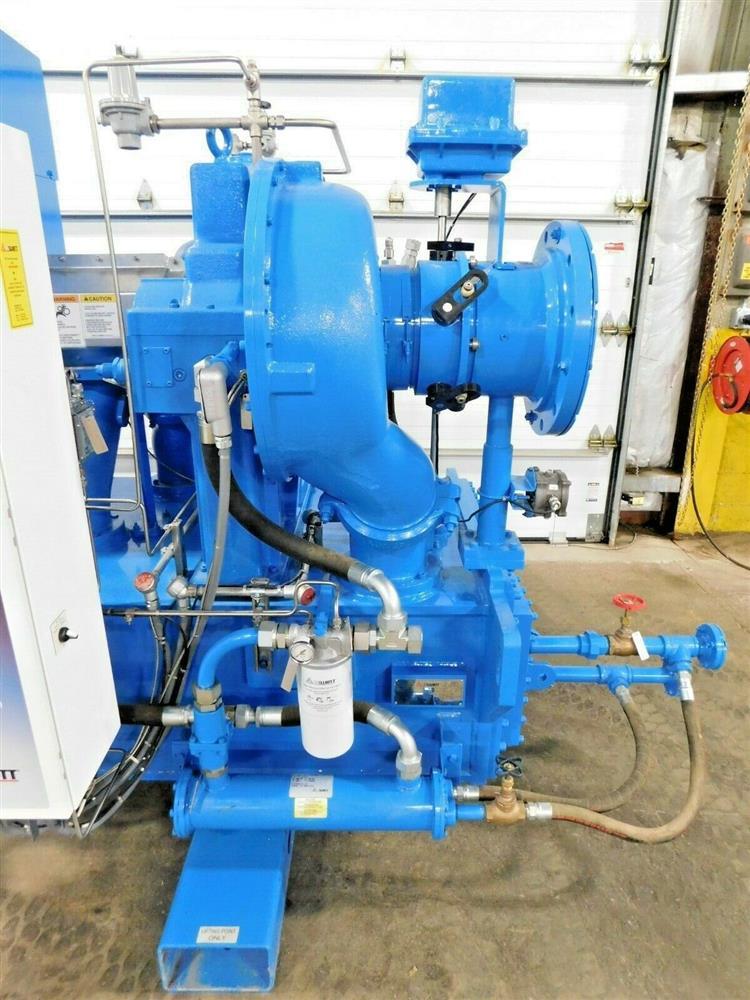 Image 600 HP FS ELLIOTT POLARIS P500-600 Compressor 1576073