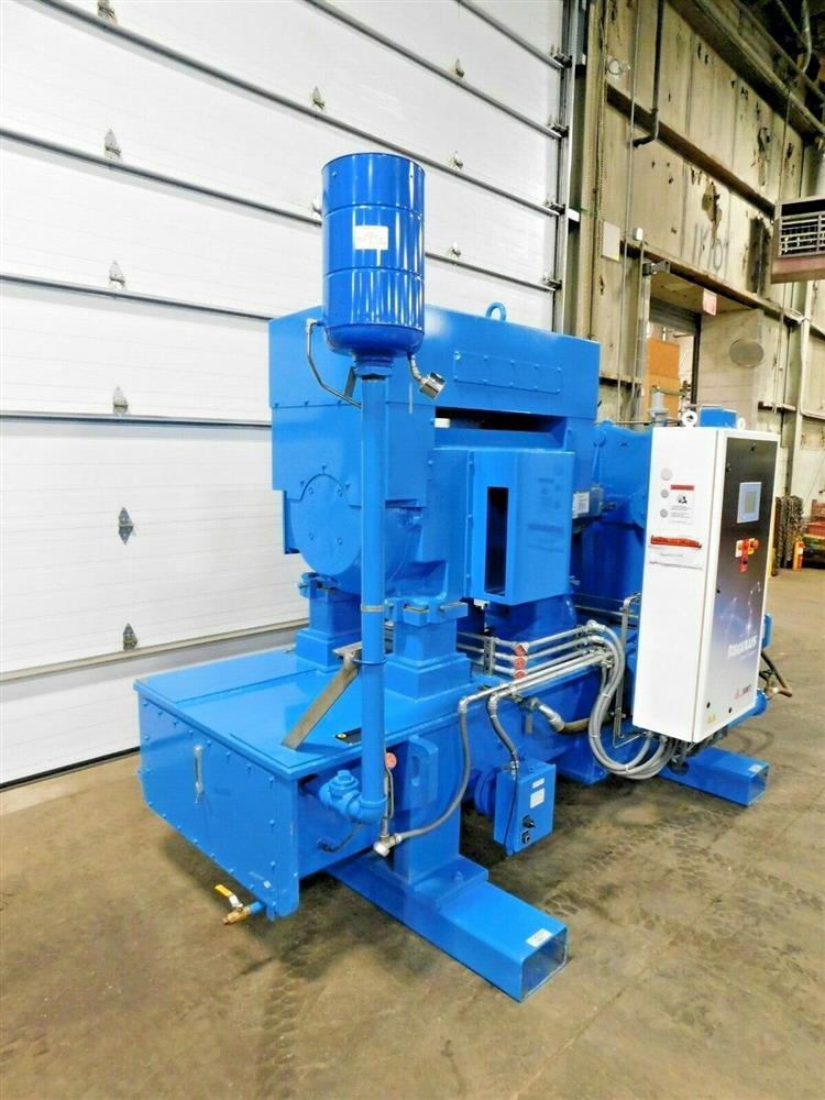 Image 600 HP FS ELLIOTT POLARIS P500-600 Compressor 1576083