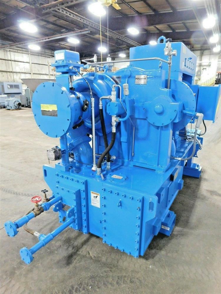 Image 600 HP FS ELLIOTT POLARIS P500-600 Compressor 1576074