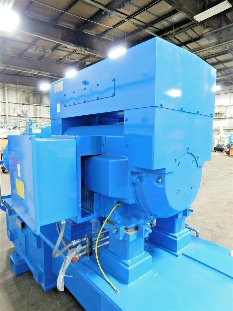 Image 600 HP FS ELLIOTT POLARIS P500-600 Compressor 1576075
