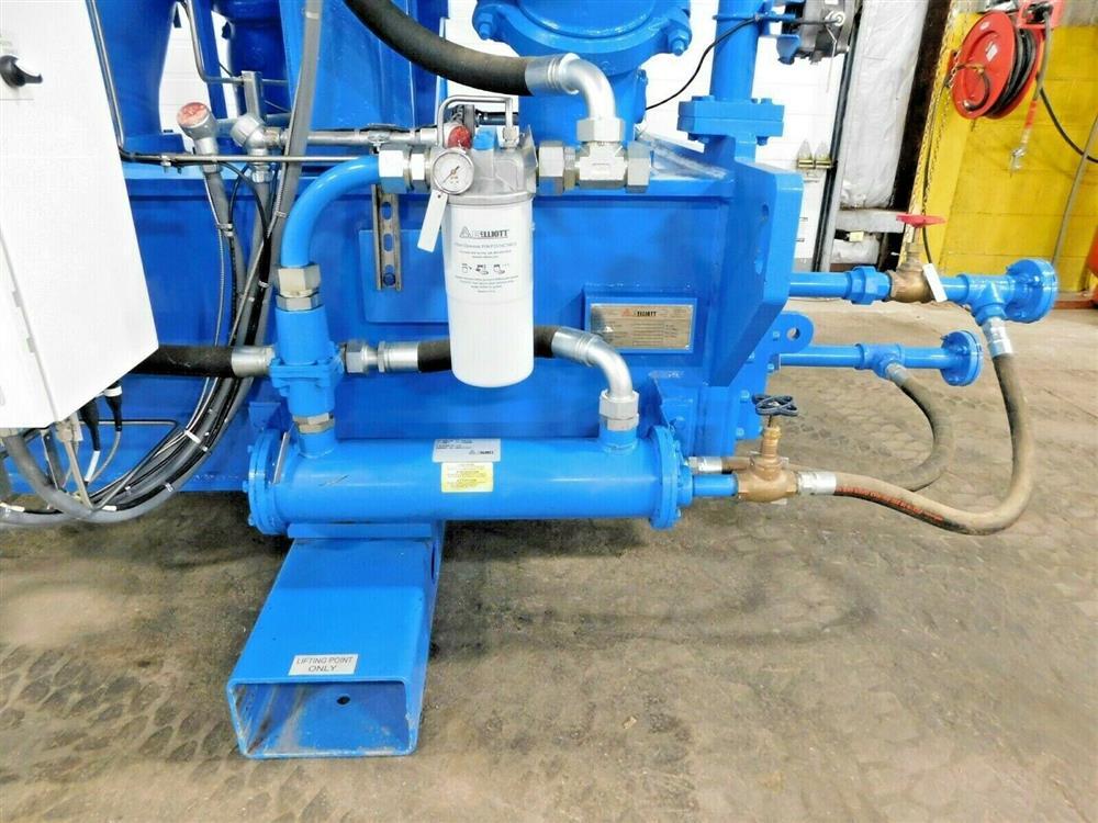 Image 600 HP FS ELLIOTT POLARIS P500-600 Compressor 1576077
