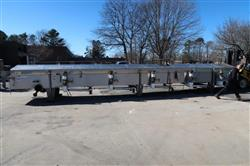 Image HEAT & CONTROL Continuous Gas Fired Fryer - 50in W X 45ft L 1586246