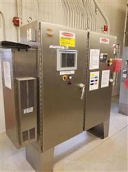 Image HEAT & CONTROL Continuous Gas Fired Fryer - 50in W X 45ft L 1586250