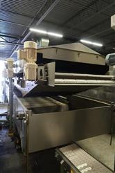 Image HEAT & CONTROL Continuous Gas Fired Fryer - 50in W X 45ft L 1586254