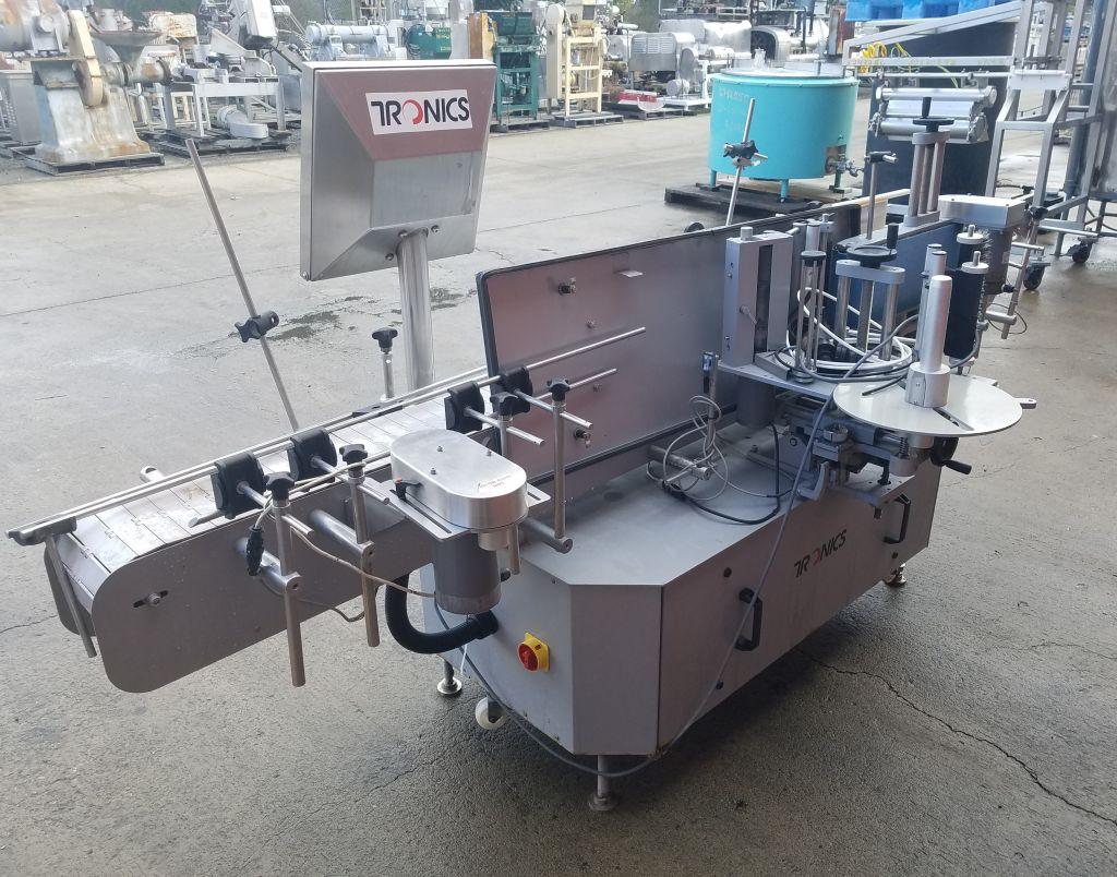 Image TRONICS G-00495-02-1 Pressure Sensitive Labeler 1586580
