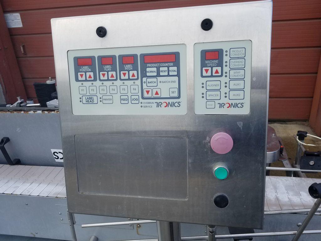 Image TRONICS G-00495-02-1 Pressure Sensitive Labeler 1586582