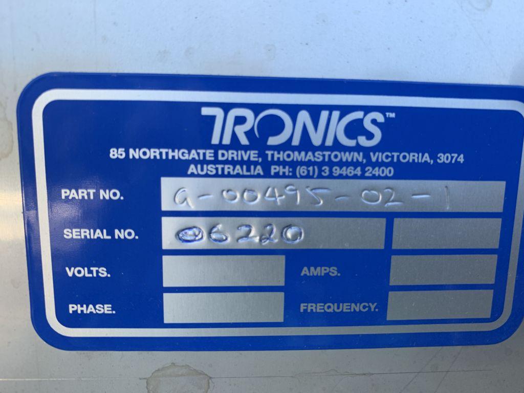Image TRONICS G-00495-02-1 Pressure Sensitive Labeler 1586584