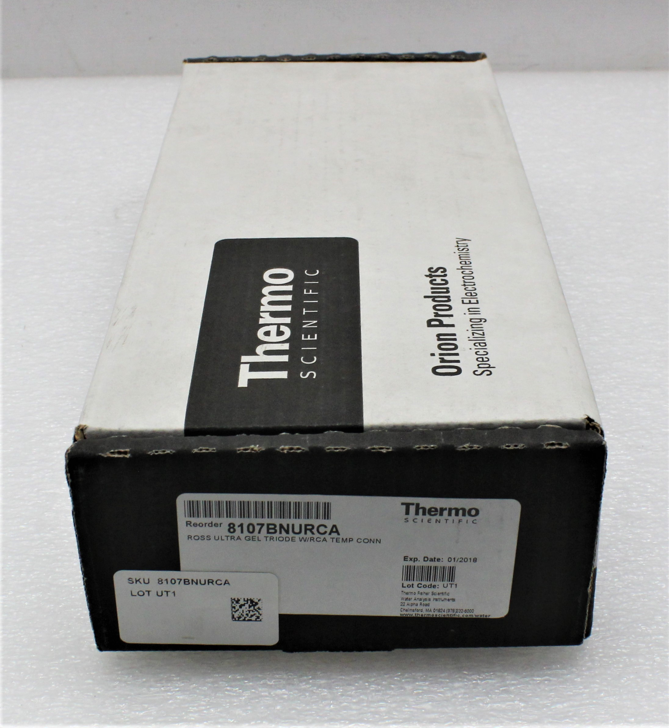 Image THERMO SCIENTIFIC ROSS Ultra Low Maintenance pH/ATC Triode Combination 1586889