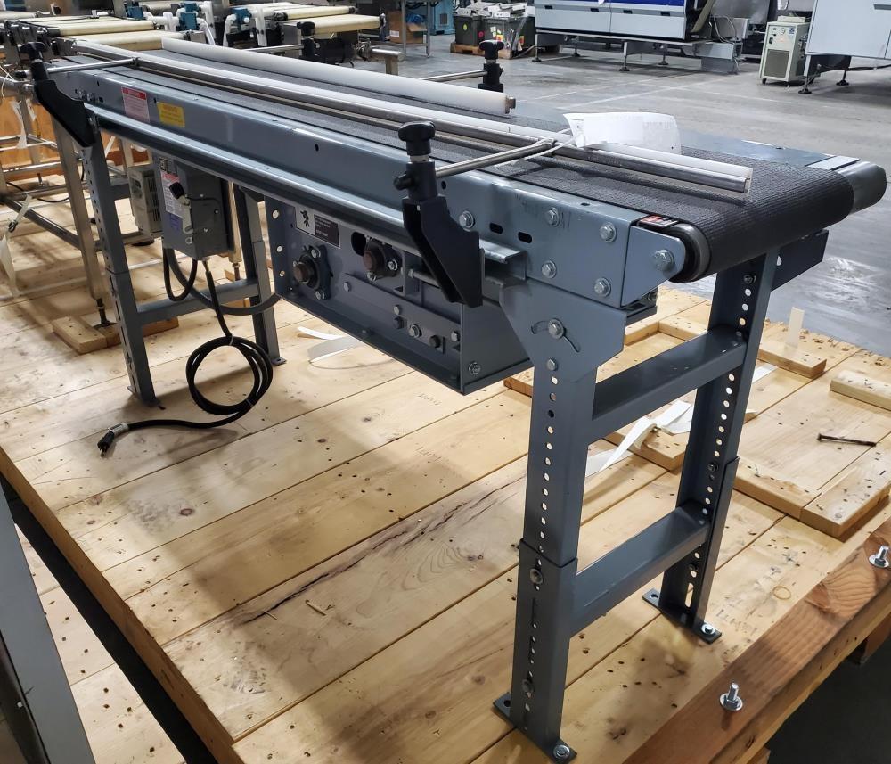 Image 12in X 78in Belt Conveyor - Carbon Steel 1586950