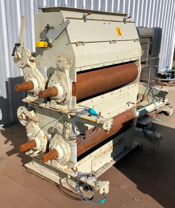 Image 75 HP FERRELL ROSS 4 Roll Mill - 12in X 52in 1586910