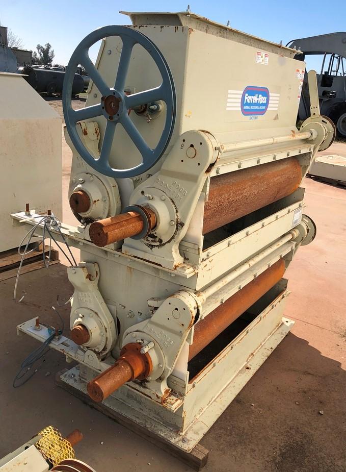 Image 75 HP FERRELL ROSS 4 Roll Mill - 12in X 52in 1586911
