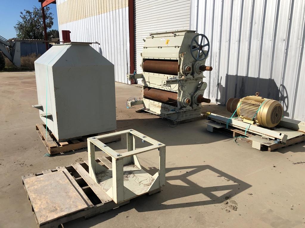 Image 75 HP FERRELL ROSS 4 Roll Mill - 12in X 52in 1586912