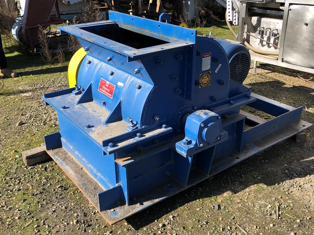 Image 75 HP AMERICAN PULVERIZER Hammermill - Carbon Steel 1586918