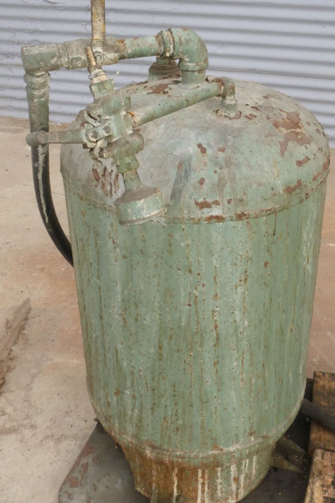 Image 50 HP MYERS 800A-50 Dispersion Mixer - Stainless Steel 1586929