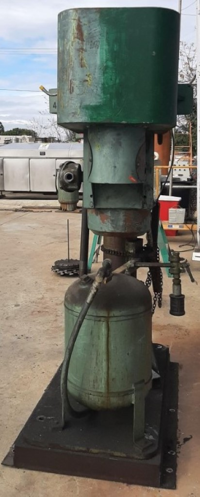 Image 30 HP MYERS 800A-30 Dispersion Mixer 1586936