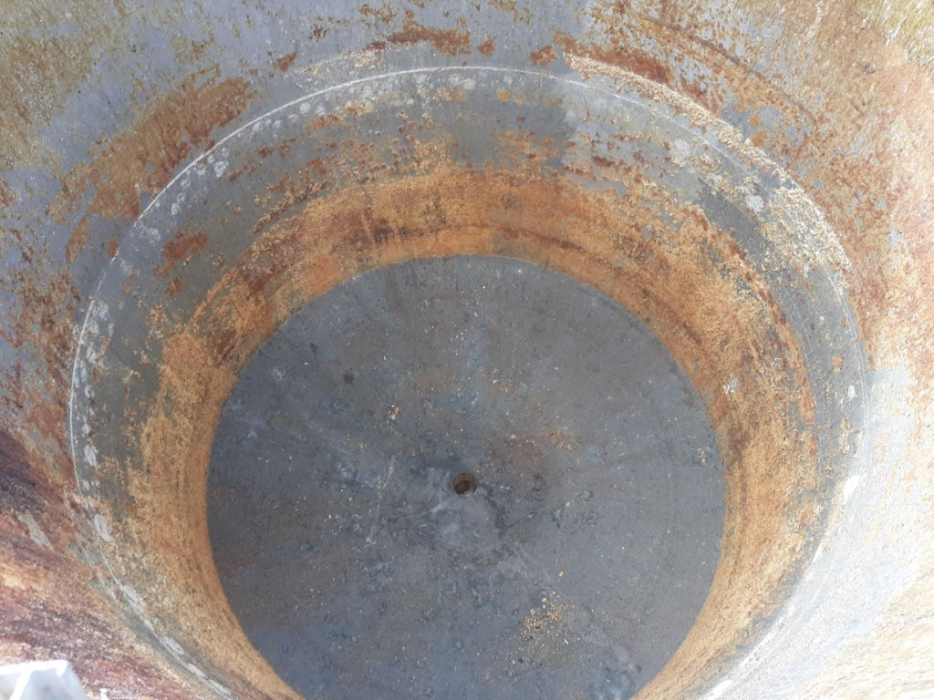 Image 750 Gallon Tank - 304 Stainless Steel 1586941