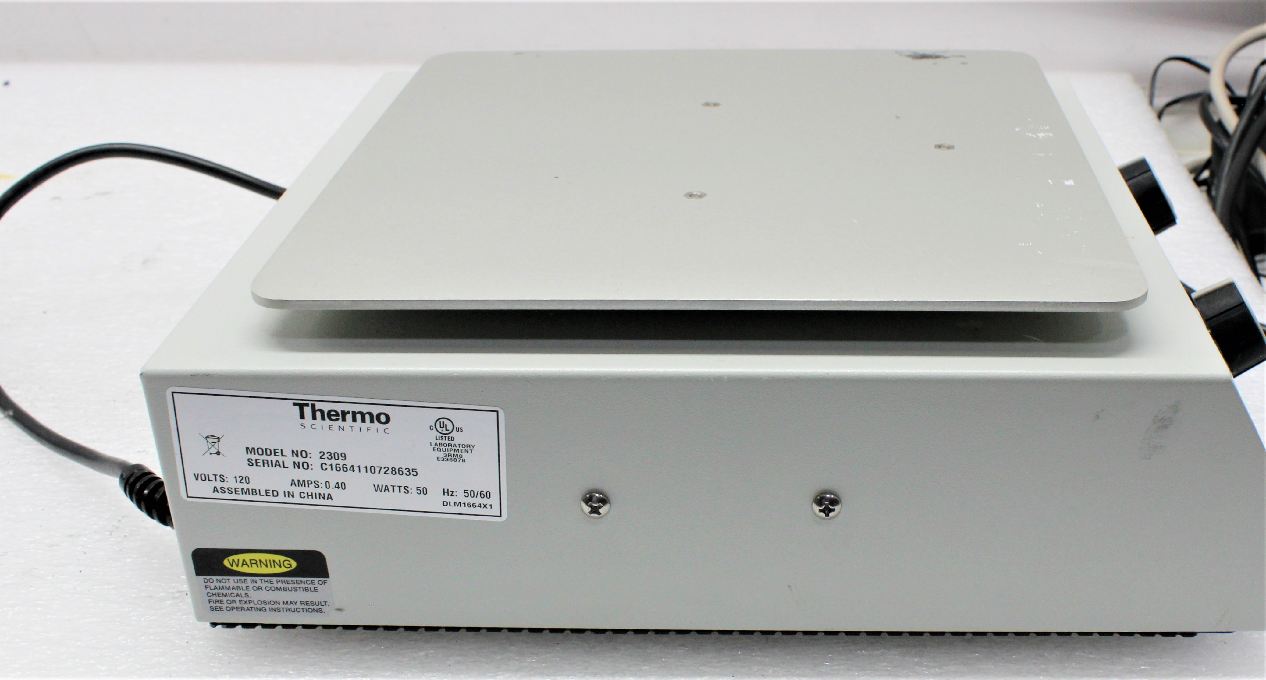 Image THERMO SCIENTIFIC 2309 Lab Rotator - 9in x 9in Platform 1586983
