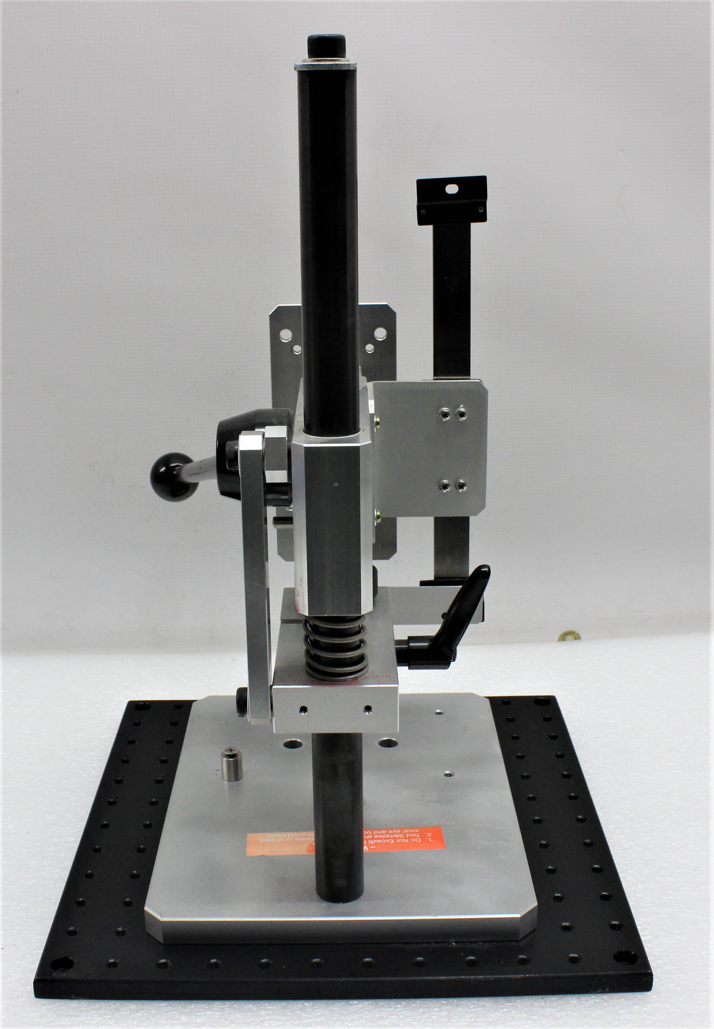 Image IMADA NLV-220C-S Vertical Lever Test Stand 1587002
