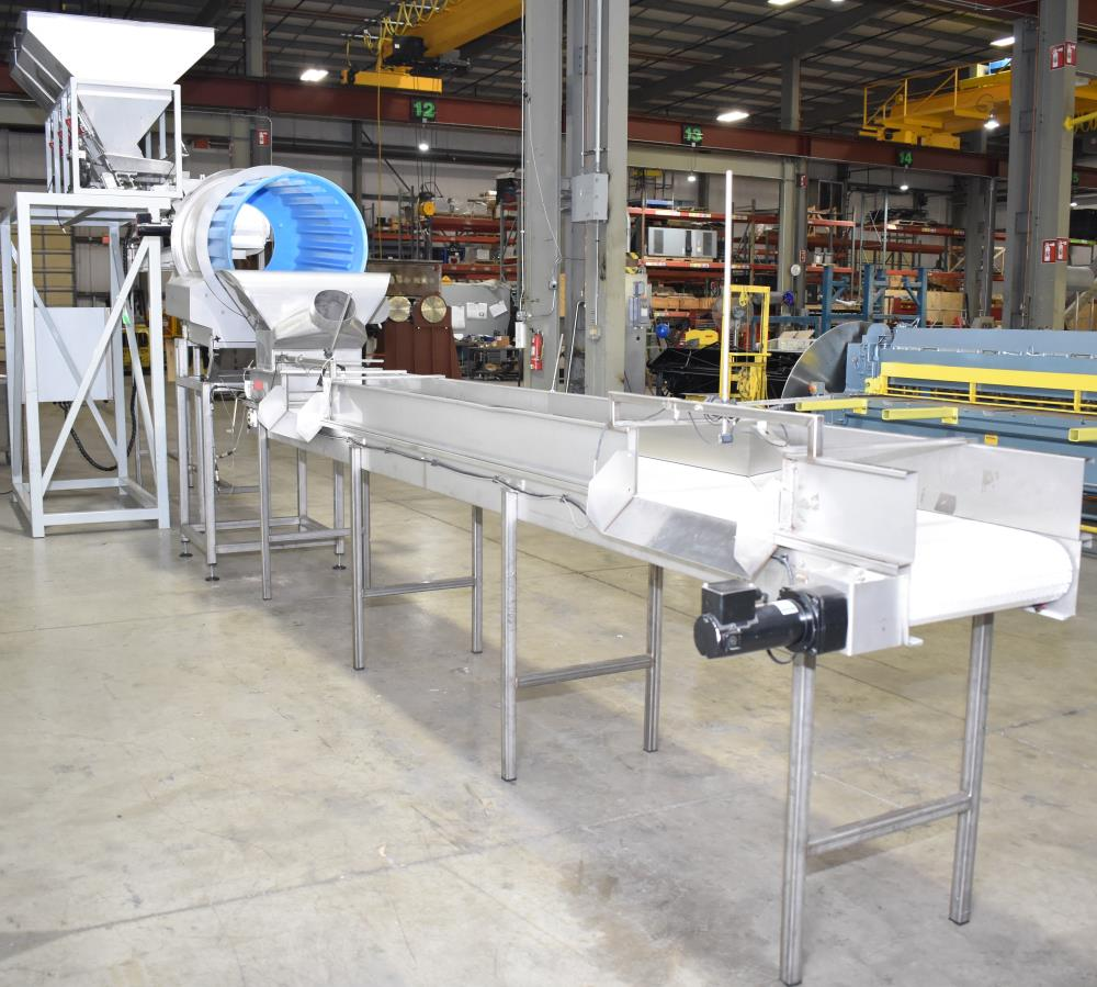 Image ACTIONPAC B300/MC Linear Weigh Filler - Stainless Steel 1587014