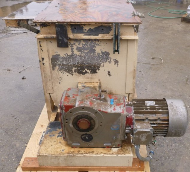 Image 10 Cu. Ft. Paddle Mixer - Carbon Steel 1587037