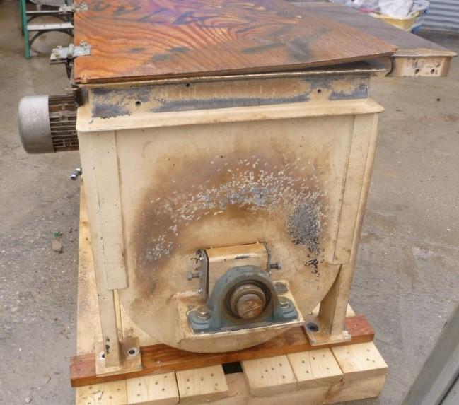 Image 10 Cu. Ft. Paddle Mixer - Carbon Steel 1587038
