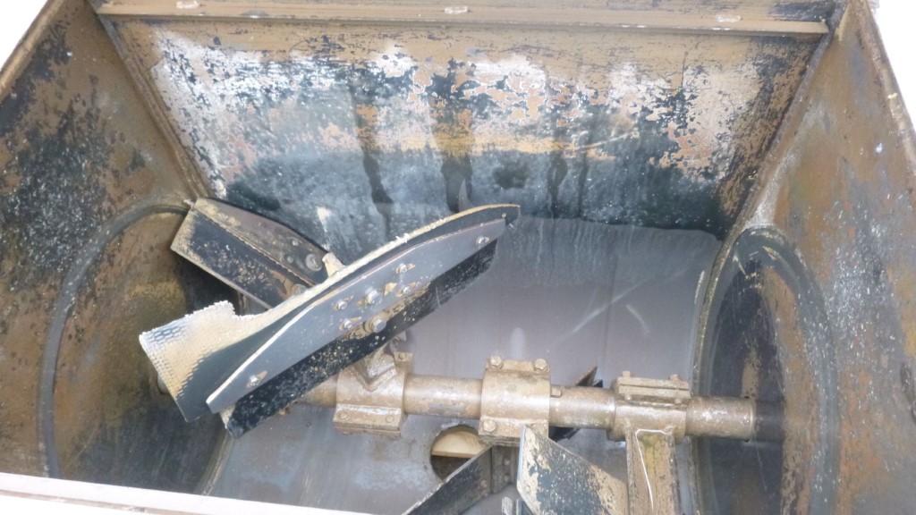 Image 10 Cu. Ft. Paddle Mixer - Carbon Steel 1587039