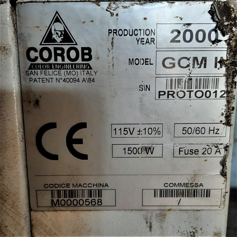 Image 5 Gallon COROB GCM II Gyroscopic Paint Shaker Mixer 1587047