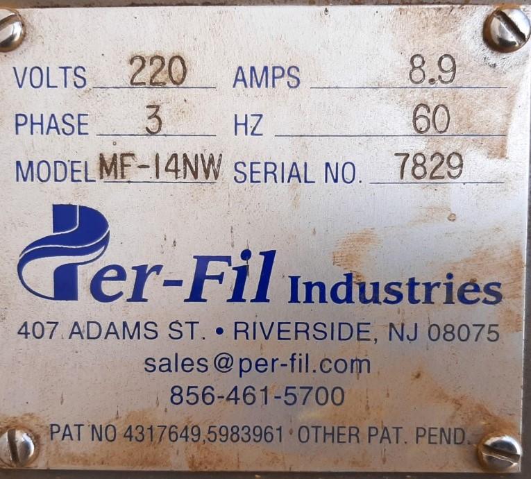 Image DUMA DMV3V Horizontal Form, Fill and Seal 1587053