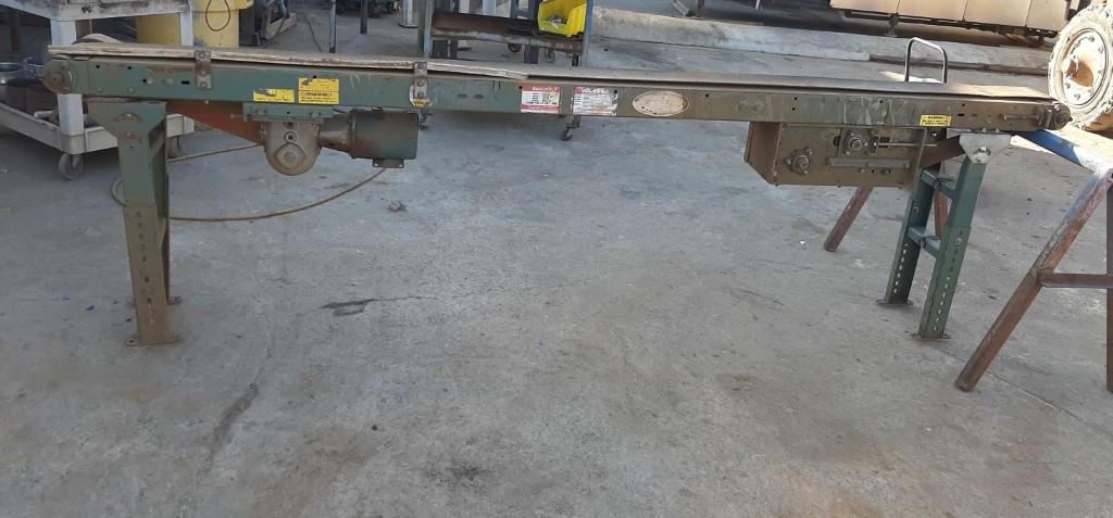 Image 6in X 132in HYTROL Belt Conveyor 1587056