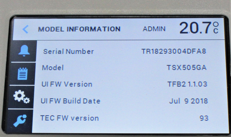 Image THERMO SCIENTIFIC TSX505GA High-Performance Undercounter Refrigerator 1587107
