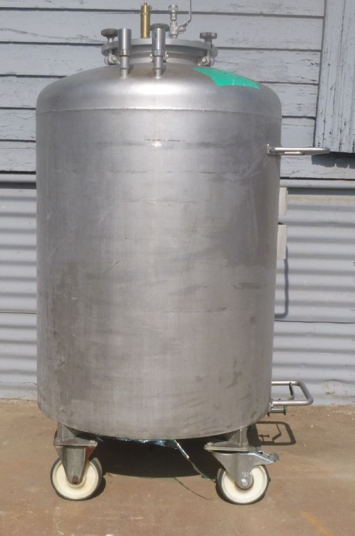 Image 92 Gallon BOWA Jacketed Tank - Stainless Steel 1587135