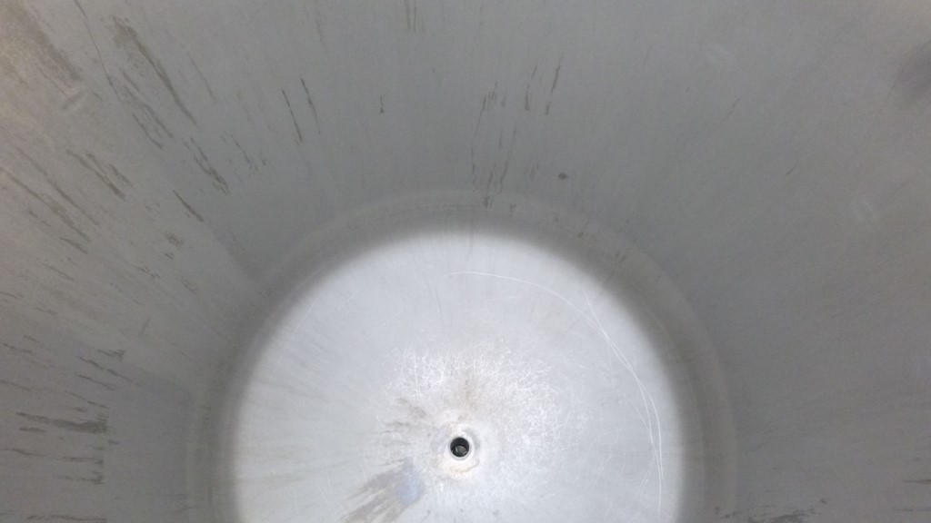 Image 92 Gallon BOWA Jacketed Tank - Stainless Steel 1587160