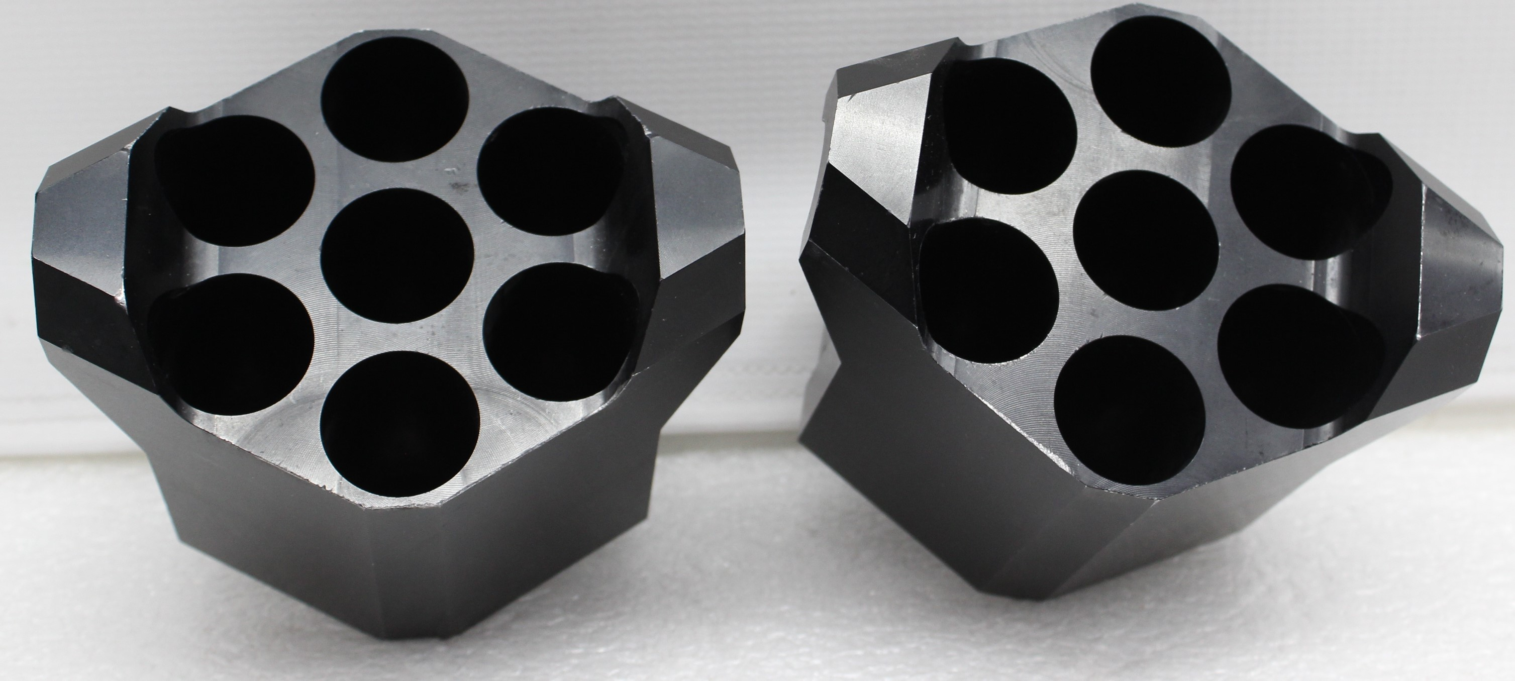 Image SORVALL HERAEUS 75002024 K Centrifuge Buckets - 7-Place, 600g, 4600rpm 1587207