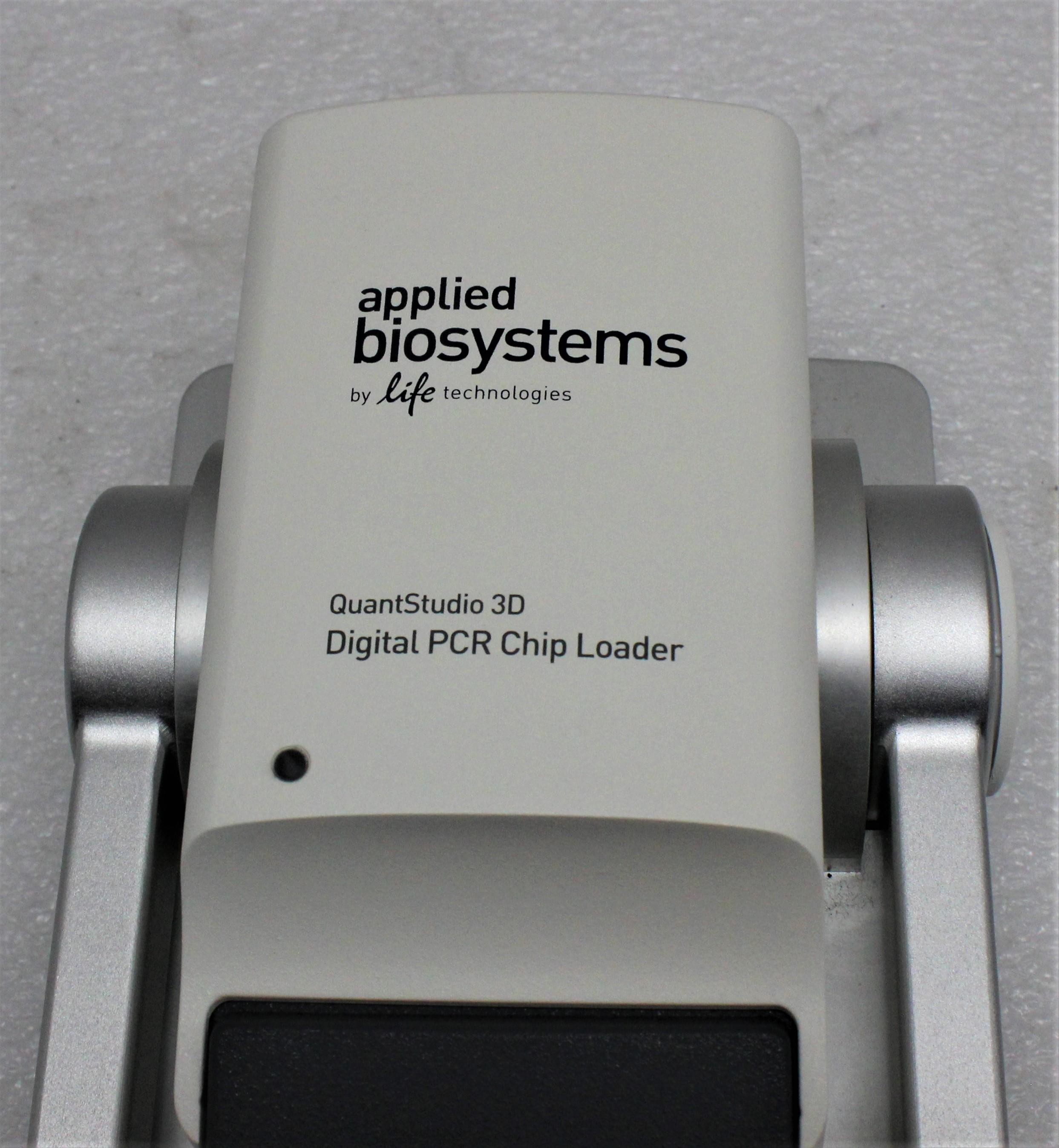 Image APPLIED BIOSYSTEMS 4482592 QuantStudio 3D Digital PCR Chip Loader 1587219
