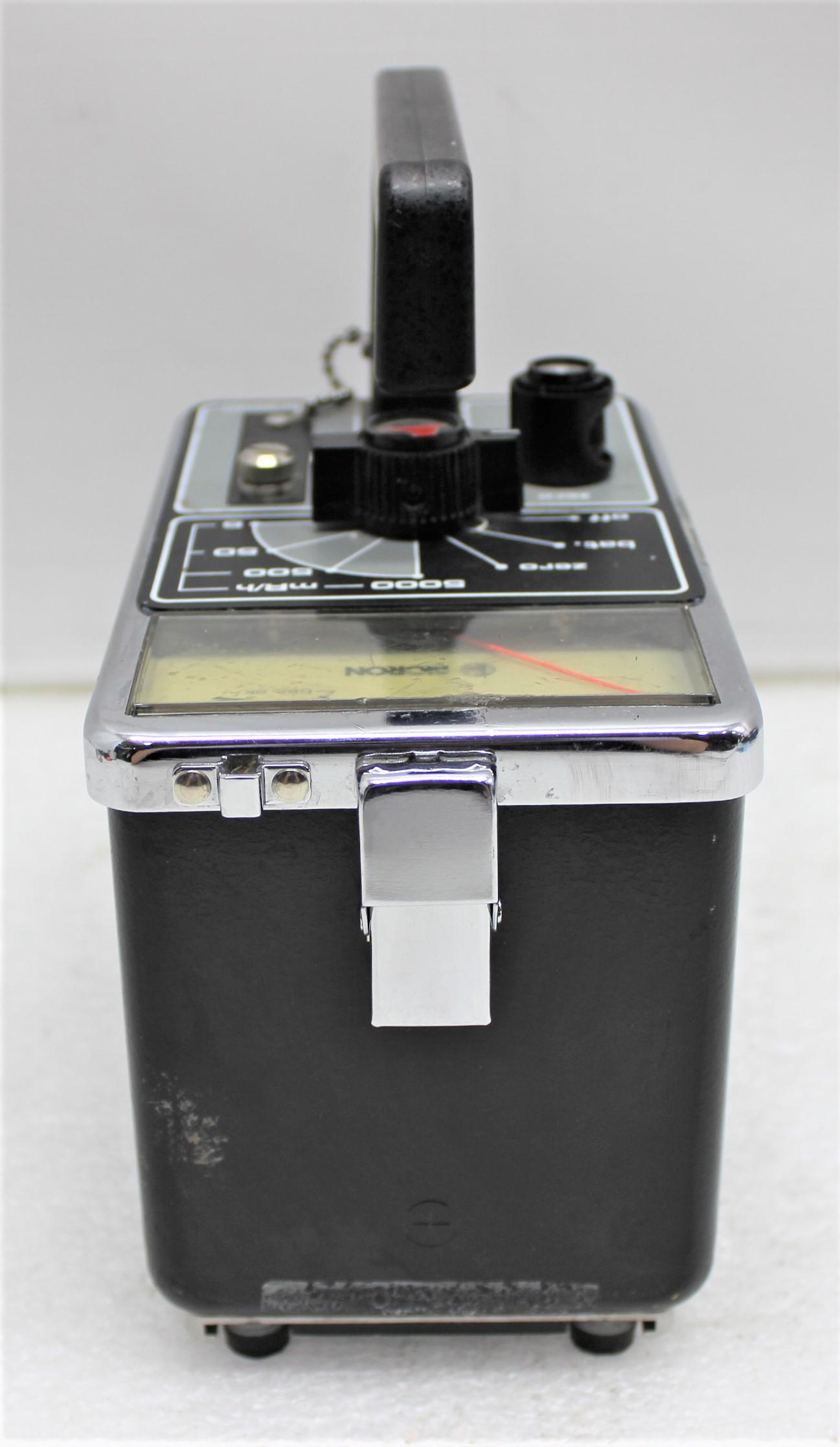 Image BICRON RSO-5 Portable Survey Meter 1587245