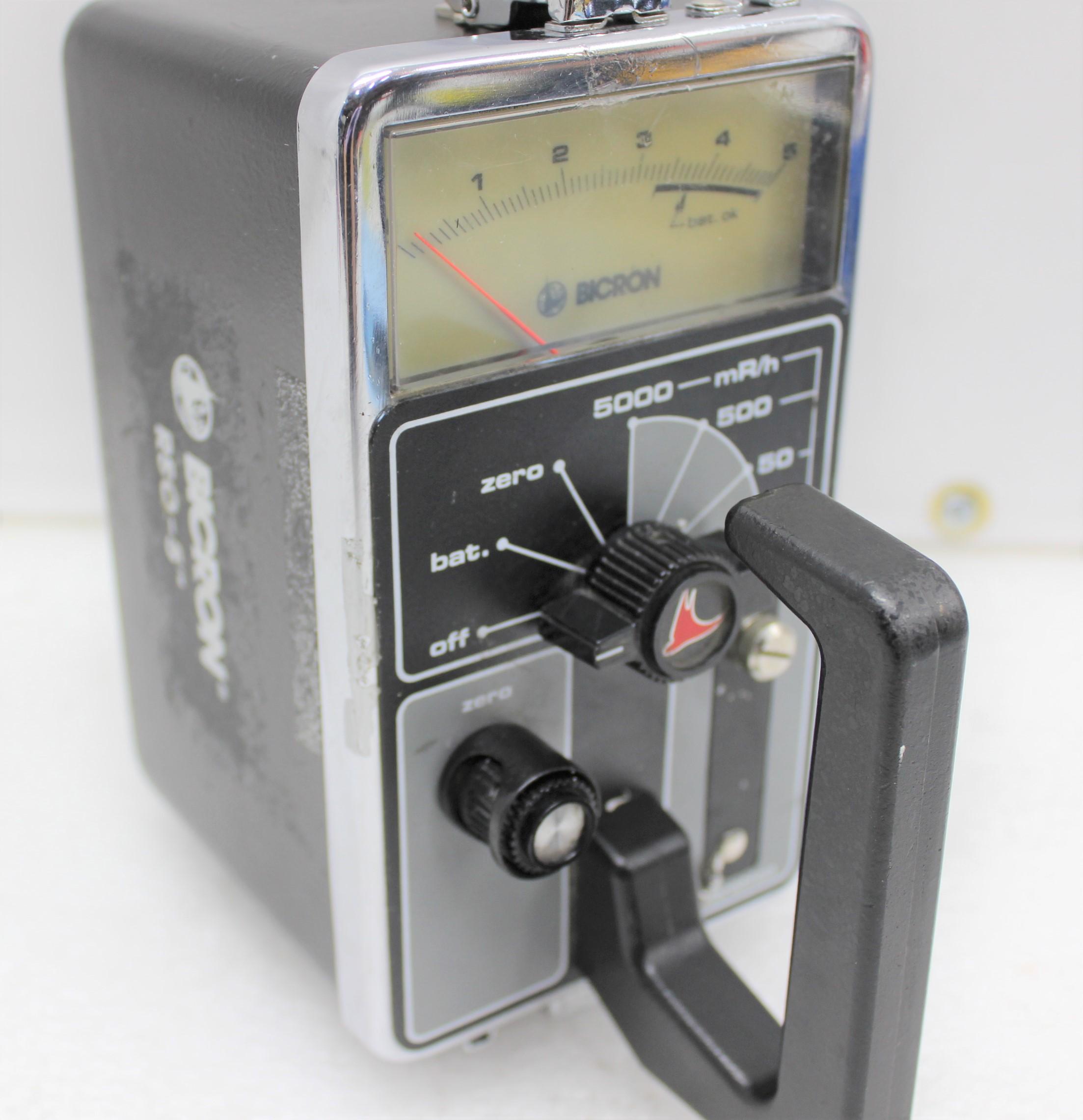 Image BICRON RSO-5 Portable Survey Meter 1587246