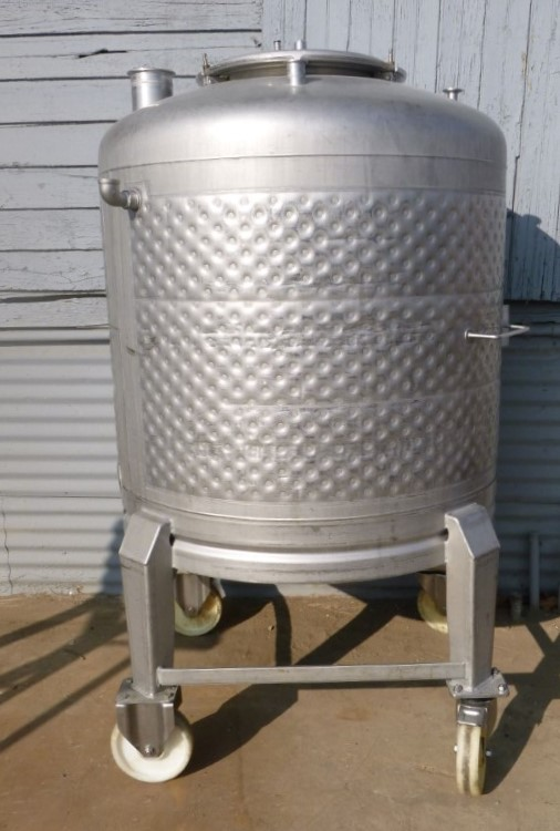 Image 211 Gallon UCON Jacketed Tank - Stainless Steel 1587264