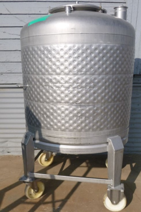 Image 211 Gallon UCON Jacketed Tank - Stainless Steel 1587265