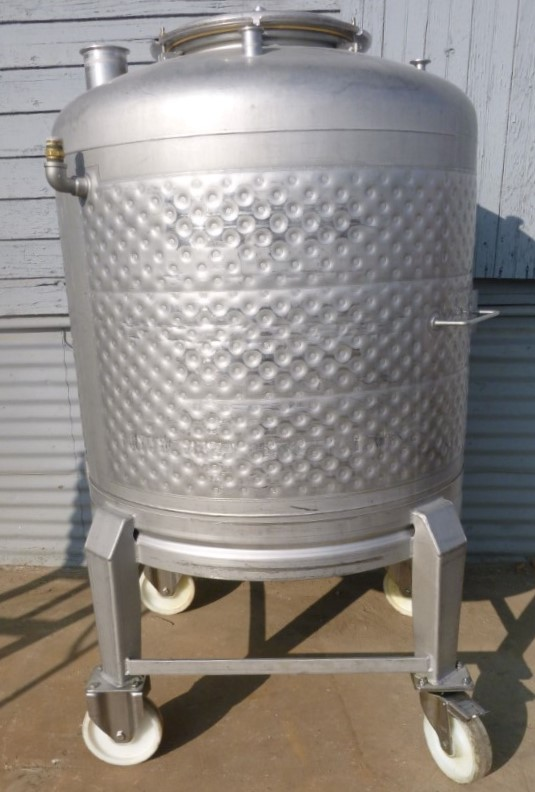 Image 211 Gallon UCON Jacketed Tank - Stainless Steel 1587269