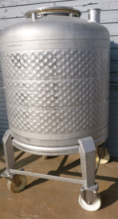 Image 211 Gallon UCON Jacketed Tank - Stainless Steel 1587274