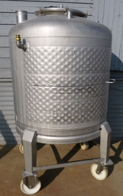 Image 211 Gallon UCON Jacketed Tank - Stainless Steel 1587275