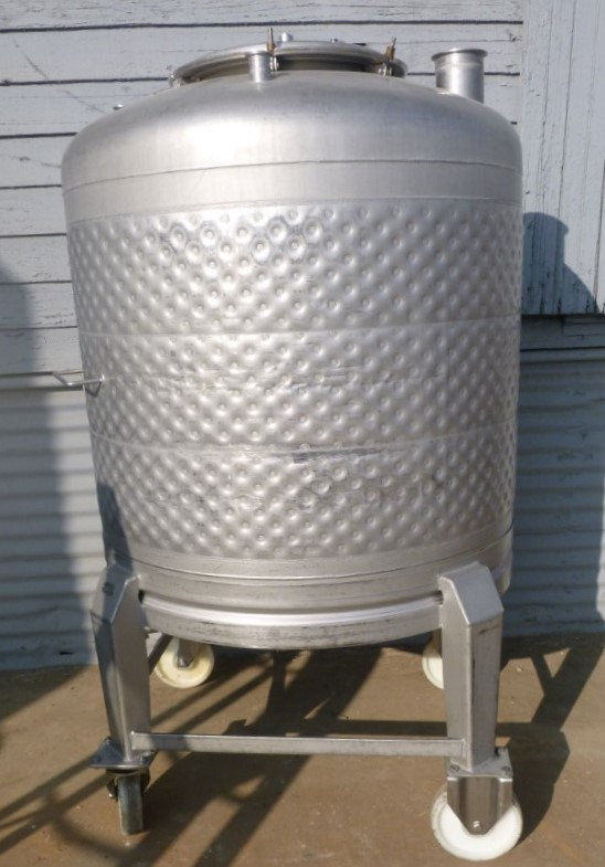 Image 211 Gallon UCON Jacketed Tank - Stainless Steel 1587280