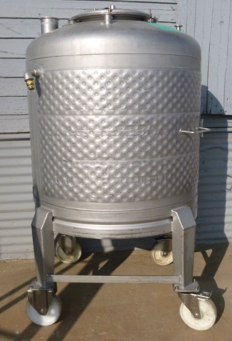 Image 211 Gallon UCON Jacketed Tank - Stainless Steel 1587281