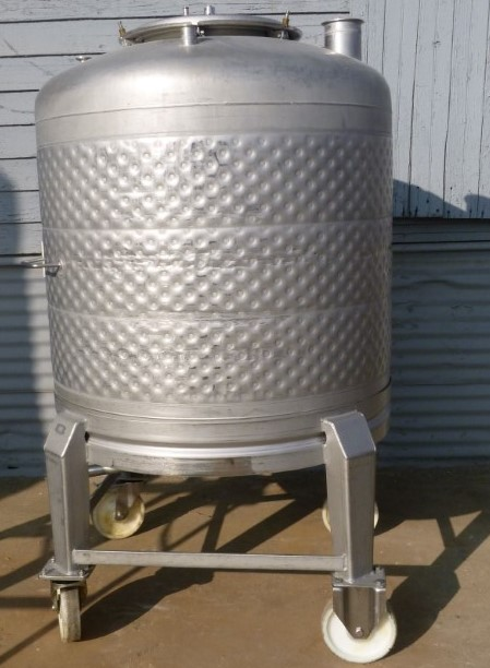 Image 211 Gallon UCON Jacketed Tank - Stainless Steel 1587286
