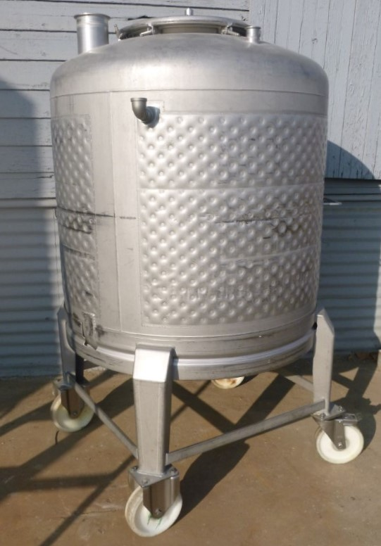 Image 211 Gallon UCON Jacketed Tank - Stainless Steel 1587287