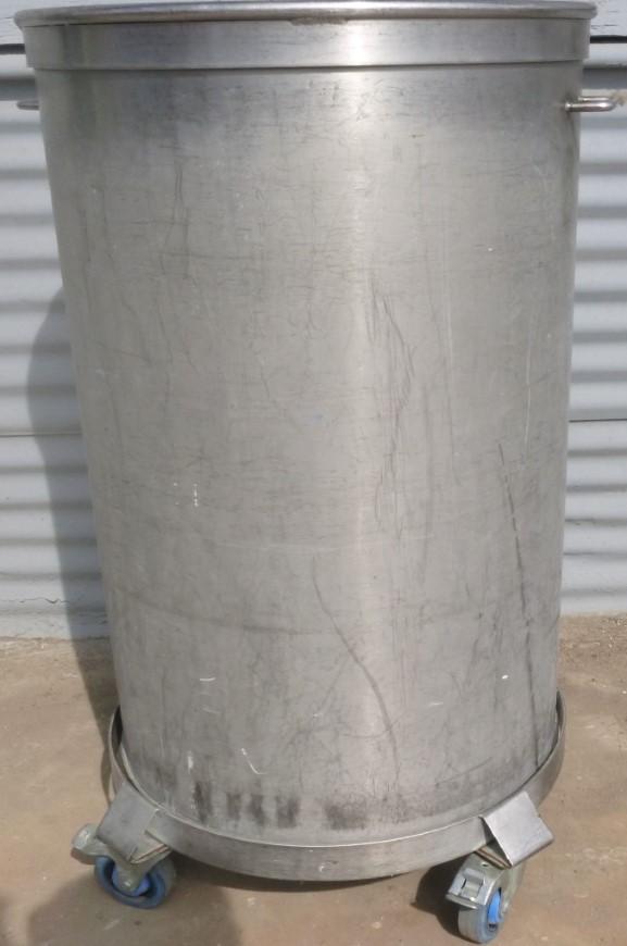 Image 65 Gallon Tank - 304 Stainless Steel 1587298